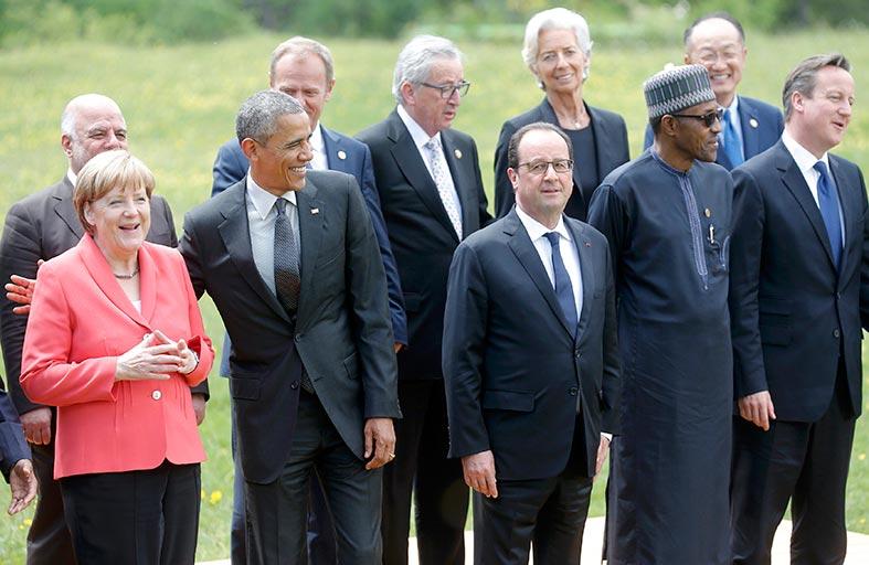 مجموعة السبع تؤكد الوحدة في وجه الإرهاب