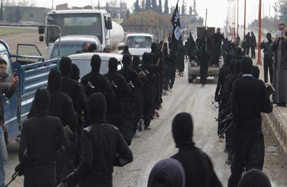 قلق عالمي من وصول شحنات طعام لداعش