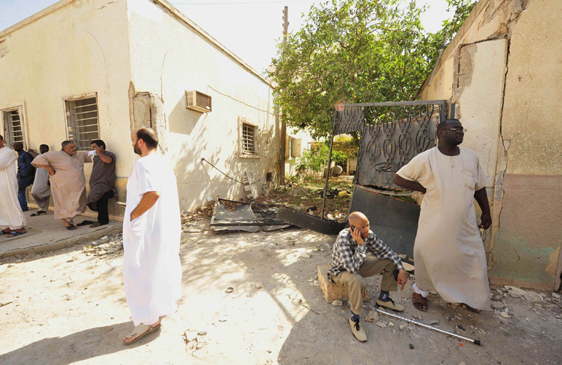 واشنطن تسعى لعمليات ضد الإرهابيين في ليبيا