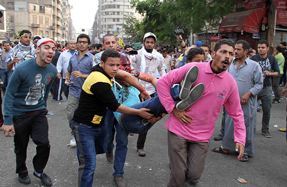 السلطات المصرية تدرس تأمين المواقع السياحية