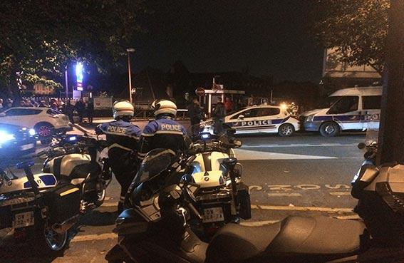 تظاهرة غير مسبوقة لشرطيين فرنسيين