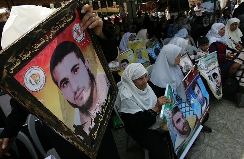 شؤون الأسرى: 85 ألف حالة اعتقال منذ بدء انتفاضة الأقصى عام 2000