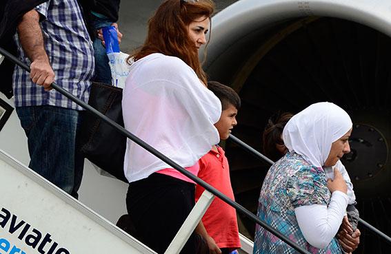 ألمانيا تستقبل 5 آلاف لاجئ سوري في لبنان