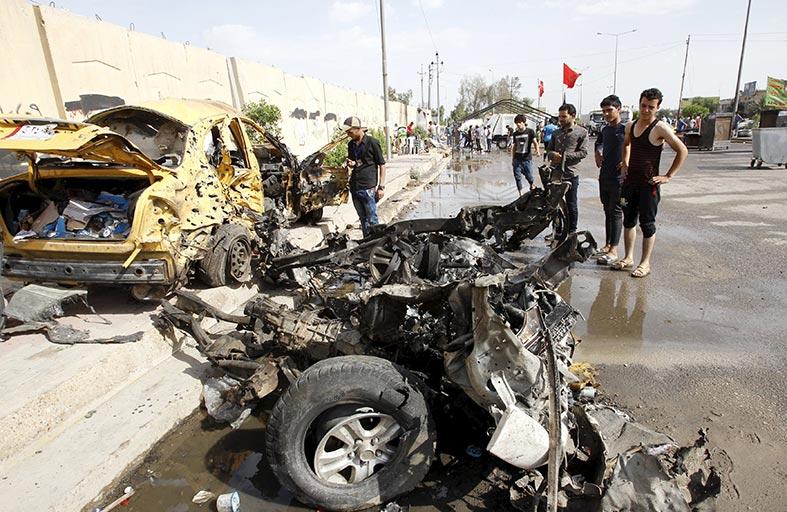 أكثر من 700 قتيل في العراق خلال أبريل