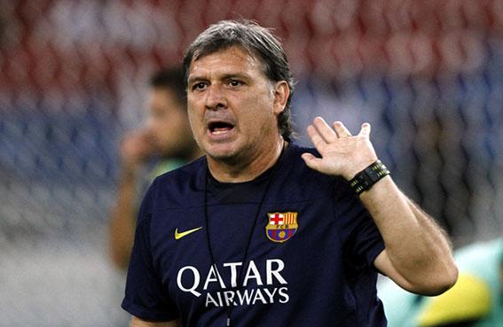 مارتينو قد يدفع ثمن الخروج من دوري الأبطال