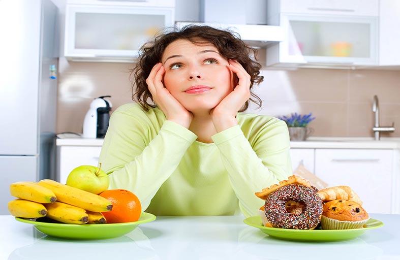 السعرات الحرارية.. تناول أنواع الطعام كافة بكميات معتدلة