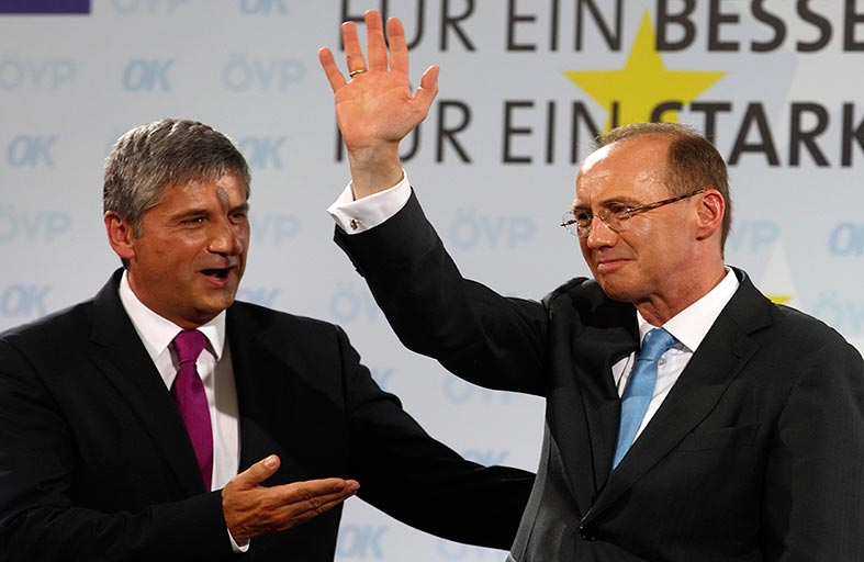 رئيس النمسا يؤكد إلتزام بلاده مبادئ الحياد الأوروبي