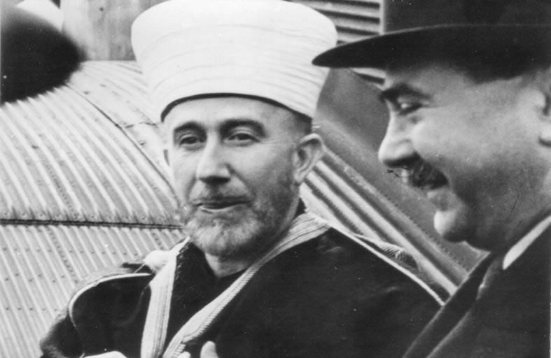 بروفيسور إسرائيلي:  حذاء أمين الحسيني أشرف من نتنياهو
