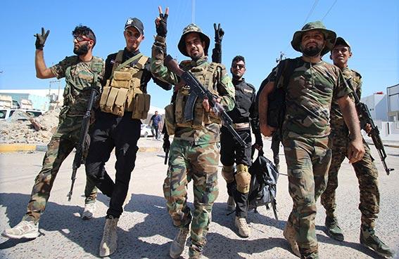 الأمن العراقي ينذر المدنيين قبل اقتحام الفلوجة