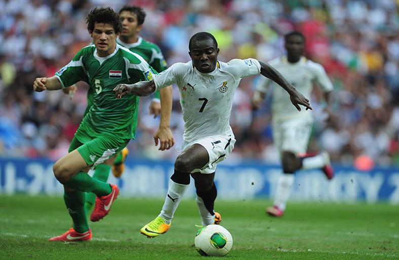 المنتخب العراقي يسعى للسير على خطى زملائهم في فريق الشباب للتميز في البطولة