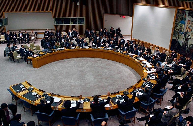 مبادرة بمجلس الأمن لوقف (البراميل) في سوريا