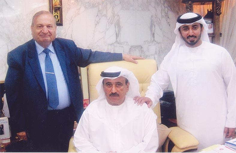أحمد عبد الله الشعفار: الكفاءات المواطنة لدينا تشارك بالعدد الأكبر في مجلس إدارة المجموعة وعددهم عشرة أشخاص