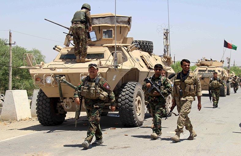 طالبان تسيطر على مقاطعة في شمال أفغانستان