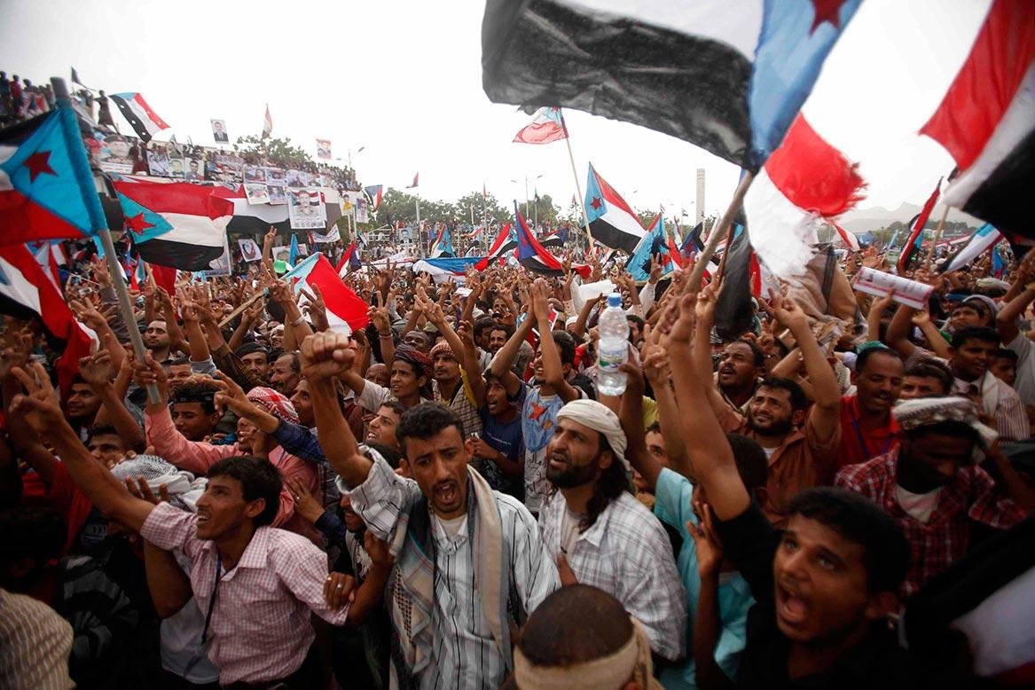 تحديات تواجه اليمن في ذكرى الثورة