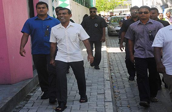 بدء التصويت للدورة الثانية في انتخابات المالديف