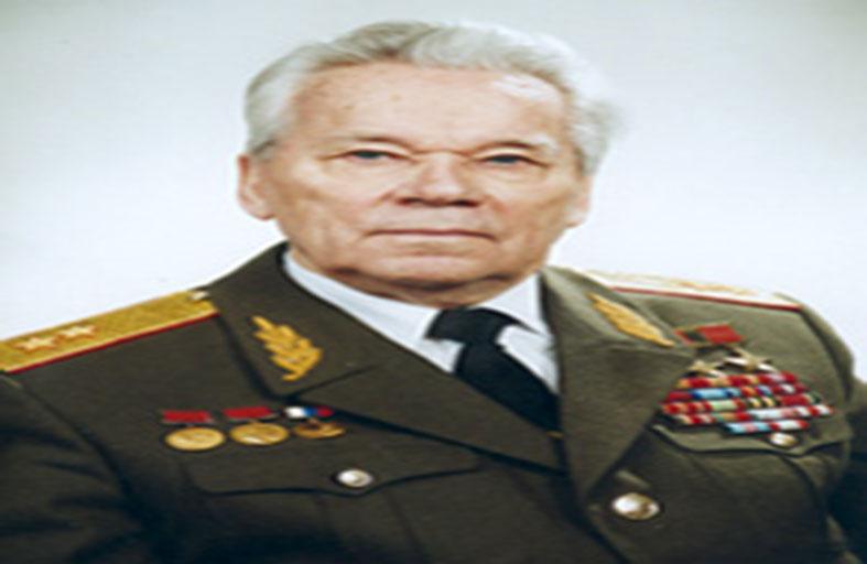كلاشنيكوف شعر بألم روحي لعدد القتلى
