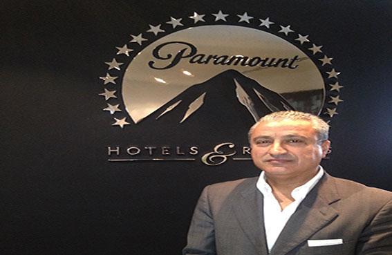 نائب رئيس بارامونت يتوقع نمو قطاع الضيافة في الامارات