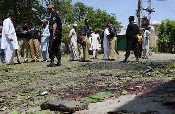 مقتل 20 من طالبان بغارات جوبة في باكستان
