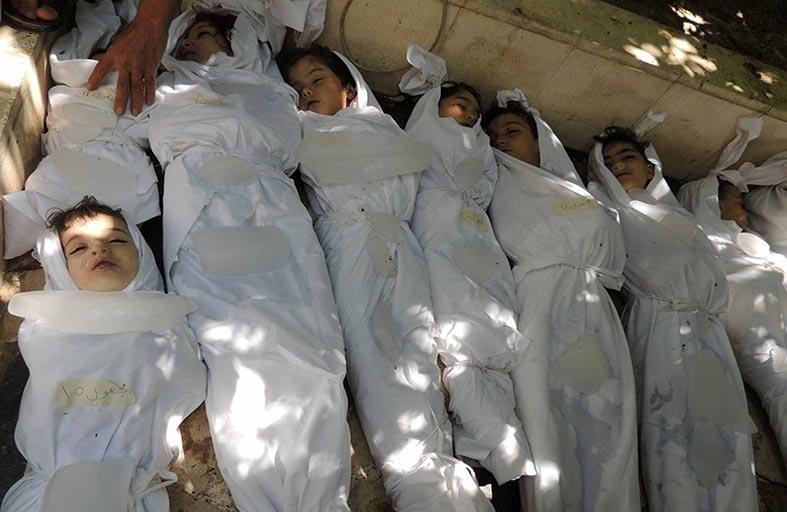 دمشق تواصل تجميع أسلحتها الكيميائية