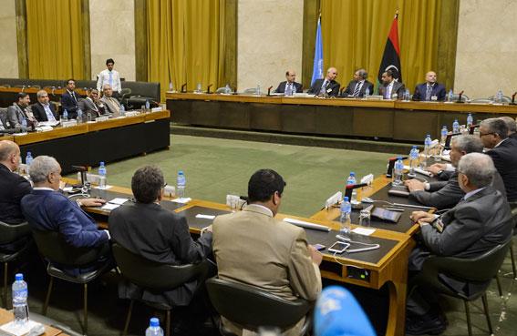 الأمم المتحدة تحث الفصائل الليبية على تشكيل حكومة وحدة سريعا