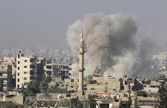 أكثر من ربع مليون قتيل في حرب سوريا