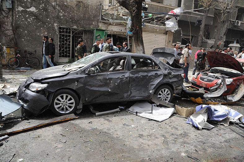شخصيات سورية تطالب بتوسيع ائتلاف المعارضة