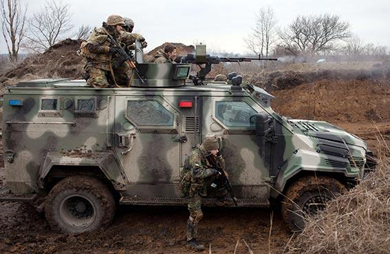 هدنة في شرق أوكرانيا لإجلاء المدنيين