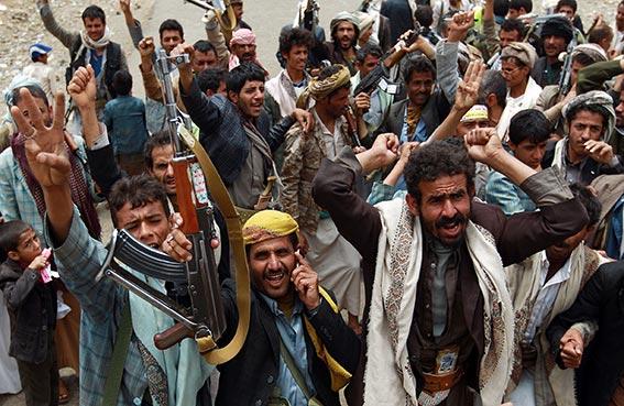 الحوثيون يقبلون المفاوضات مع الرئاسة اليمنية