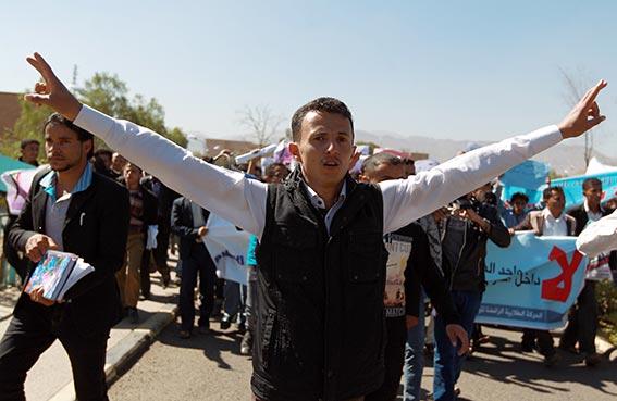 الحوثيون يوافقون على الانسحاب من جامعة صنعاء