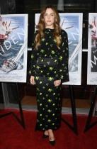 ريلي كوف خلال حضورها عرض فيلم العذراء في لوس أنجلوس ، كاليفورنيا.   ا ف ب