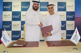 موانئ دبي العالمية و الإمارات العالمية للألمنيوم توقعان اتفاقية استراتيجية لدعم صادرات الألمنيوم