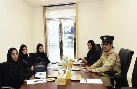 «التميز والريادة» تطلع بلدية دبي على تجربتها في مجال الابتكار