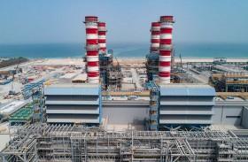 """هيئة كهرباء ومياه دبي تباشر الاختبارات التجريبية للتوربينات في مشروع توسعة المحطة """"إم"""" بجبل علي بقدرة 700 ميجاوات"""