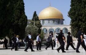 الأردن يدين دخول متطرفين يهود الى المسجد الاقصى