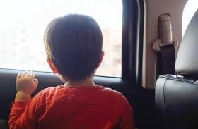 شرطة أبوظبي تناشد الأسر حماية الأطفال من الاختناق بالمركبات
