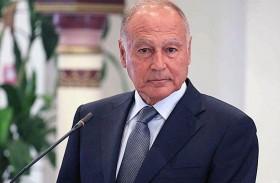 أبو الغيط يدعو إلى تفعيل شبكة الأمان المالية العربية لدعم موازنة فلسطين
