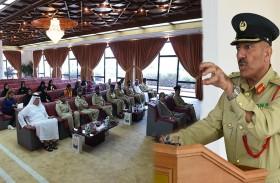 اللواء ابن فهد: العمل الإنساني جوهر عملنا الشرطي لترسيخ الأمن والسعادة