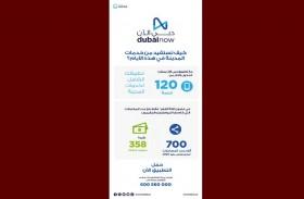 تطبيق «دبي الآن» يجري 700 ألف معاملة بقيمة 358 مليون درهم خلال 3 أشهر