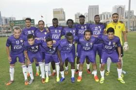 ختام بطولة سباعيات المؤسسات لكرة القدم في أبو ظبي