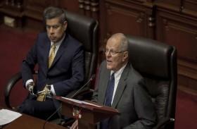لجنة نيابية تستجوب رئيس البيرو في قضية فساد