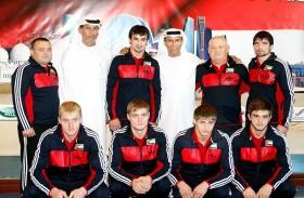 منتخب الإمارات الأول يشارك في بطولة باريس جراند سلام للجودو