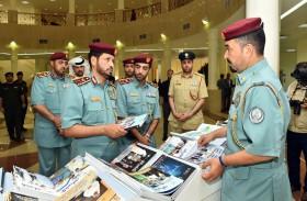 اللواء الزري يشيد بإصدارات مركز استشراف المستقبل في شرطة دبي