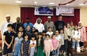 الإناث يتصدرن بطولة «عبدالله بن جمعة» للشطرنج برأس الخيمة