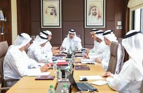 لجنة مبادرات رئيس الدولة تعتمد مشاريع سكنية وبنية تحتية بقيمة 410 ملايين درهم