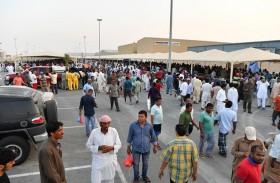 «سوق البازار» في مصفح حقق نسبة إشغال 100 % واستقطابا كبيرا للمتسوقين