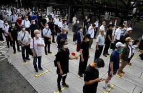 رئيس وزراء اليابان يرسل قربانا لضريح ياسوكوني