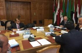 الامارات تشارك في اجتماع المسؤولين العرب بشأن قضايا الأسلحة النووية بالقاهرة