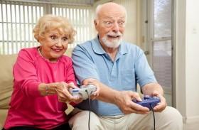 ألعاب الفيديو تُحسّن ذاكرة كبار السن
