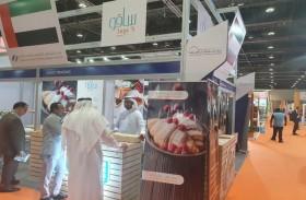 غرفة الشارقة تستهدف أسواقاً تصديرية جديدة في معرض سيال الشرق الأوسط بأبوظبي