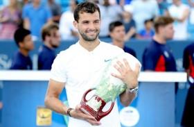 ديميتروف يحرز لقب دورة سينسيناتي